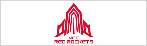NEC レッドロケッツとオフィシャルパートナー契約締結