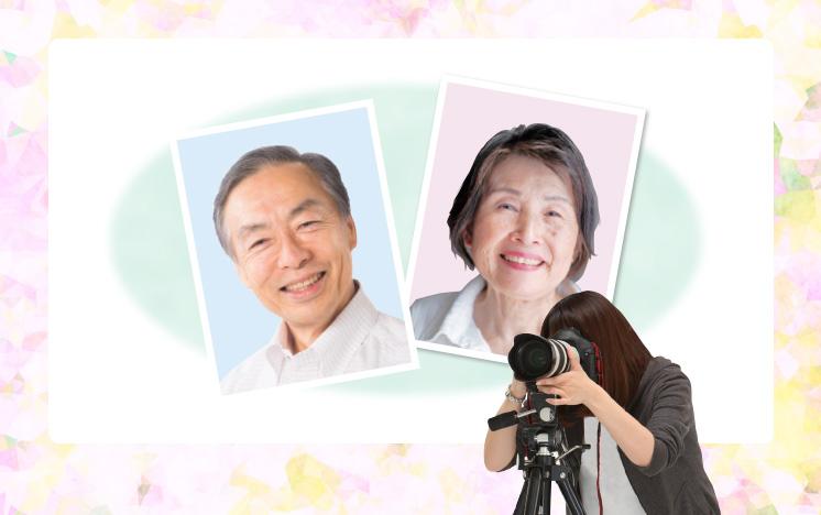 【川崎市幸区】家族葬ホール もくれんにて 8月21日(土)パーソナルカラー診断&メイク付 きれいな遺影撮影会を開催しました